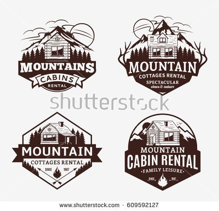 Image Result For Vector Cottage Logo