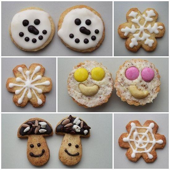 Cukroví pro děti po Bůh ví kolikáté... | Moje mozkovna