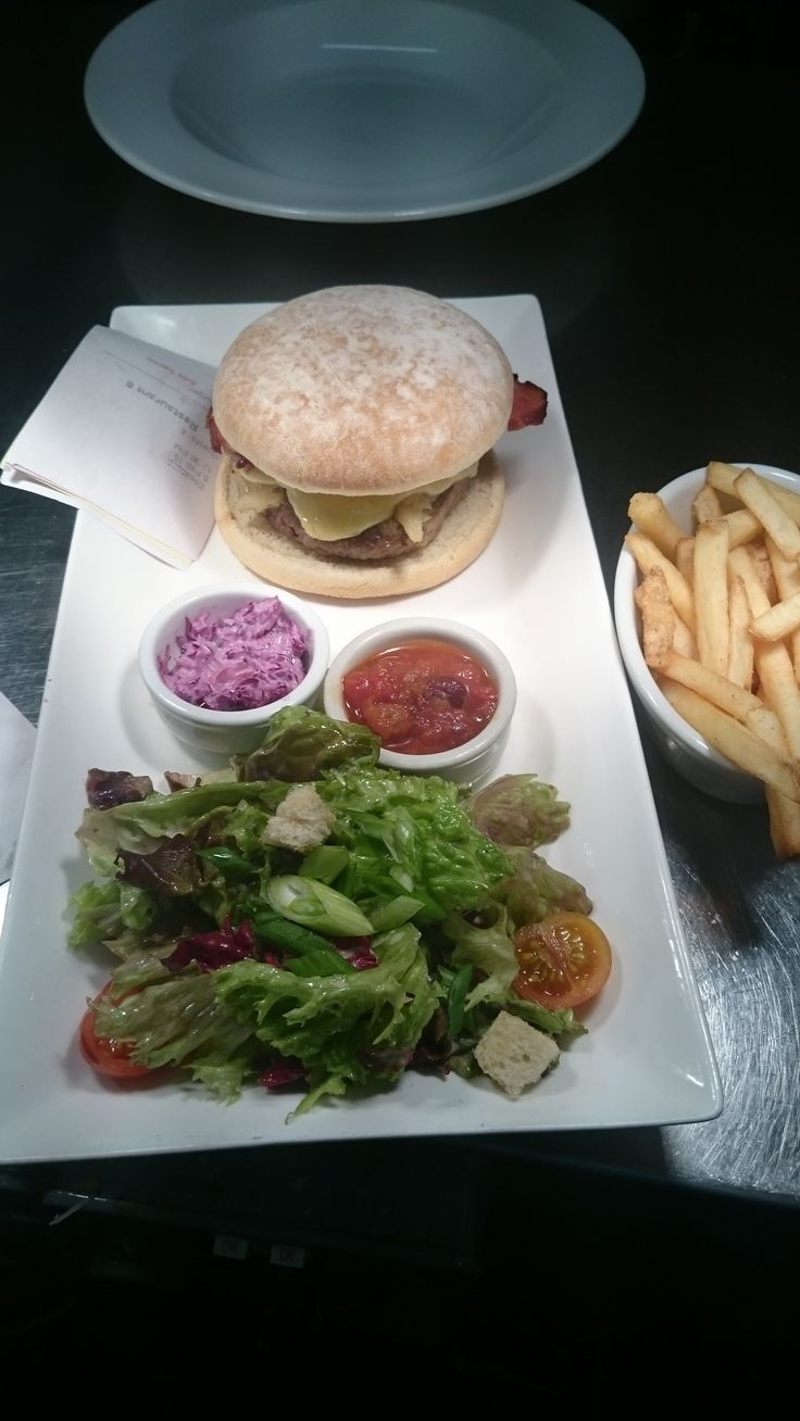 Home made burger 220g