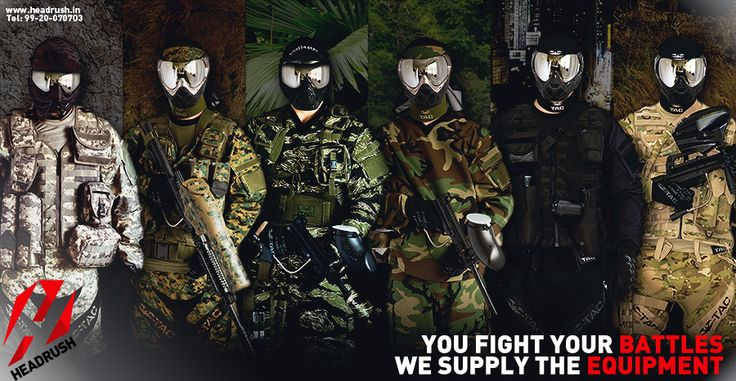 If you wish to start a Paintball business venture, we will provide you the perfect platform. For details, get in touch with us. Call the team on 99-20-070703.