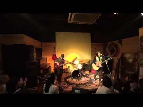 HDR-MV1 ライブハウス録音テスト Clib Water『バーミリオン・ヴォイス』にて - YouTube