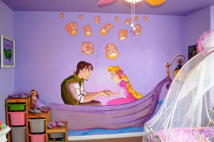 room on pinterest rapunzel room tangled bedroom and tangled sun