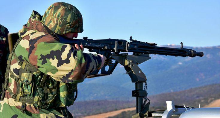 Τί συμβαίνει; – Δίνουν βαρύ οπλισμό στους Εθνοφύλακες των νησιών του Αιγαίου – Με νέα «πυραυλοφόρα» UCAV απαντά η Τουρκία