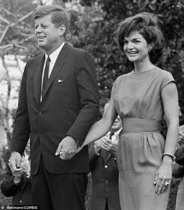 jfk cheating on his wife