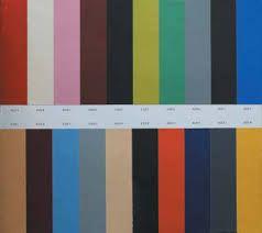 Bilderesultat for jordfarger fargekart