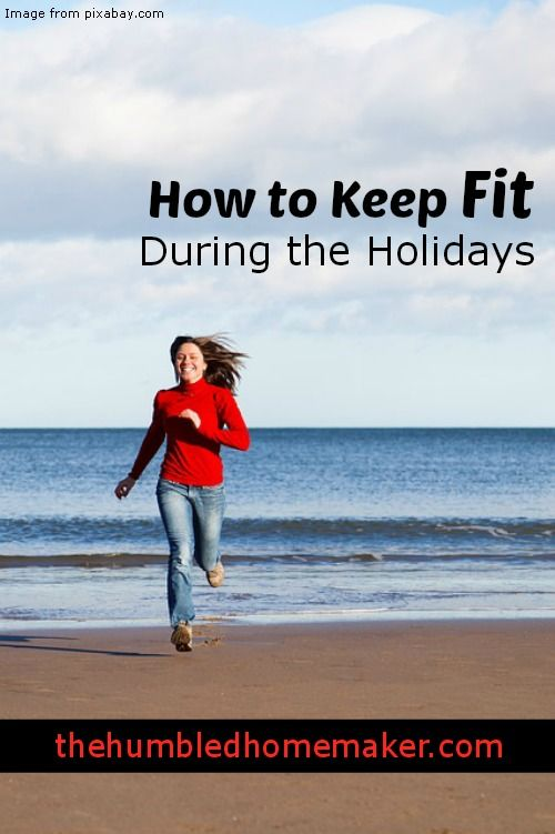 How to Keep Fit During the #Holidays #fitness #christmas http://thehumbledhomemaker.com/2013/12/how-to-keep-fit-during-the-holidays.html