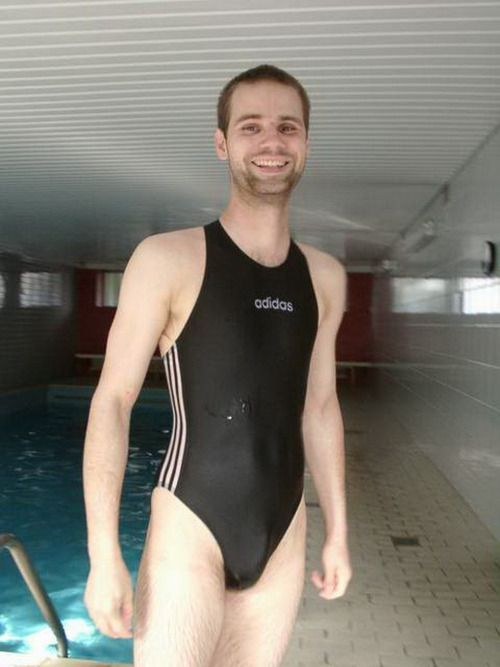 484cb4ecc1 Why not a one-piece swimsuit ?! | Leotards in 2019 | Mens leotard ...