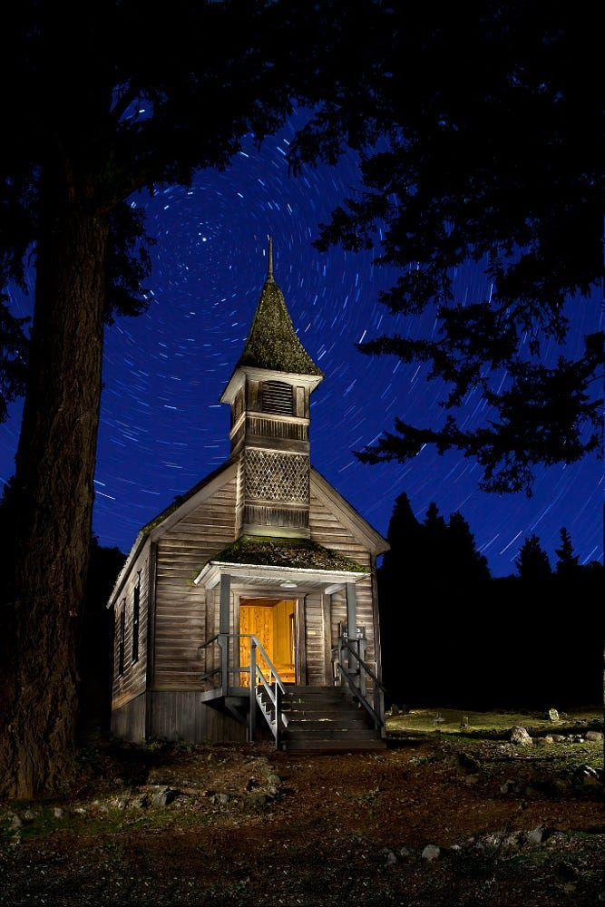 Golden Church by Brian Dierks on 500px