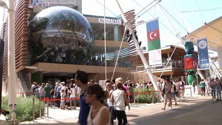 Azerbaijan Pavilion enchants with its music at Expo Milan 2015