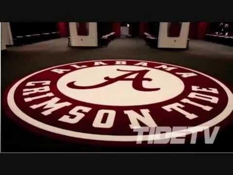 Alabama Football Hype 2012