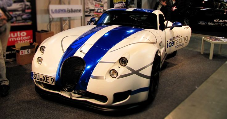 Oslo Motor Show – cars 60 58