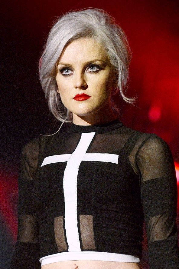 Perrie Edwards (October 8, 2012)