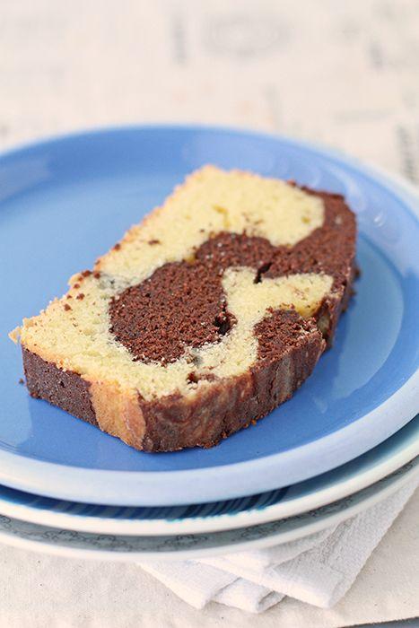 Marble pound cake–best recipe I've found so far!