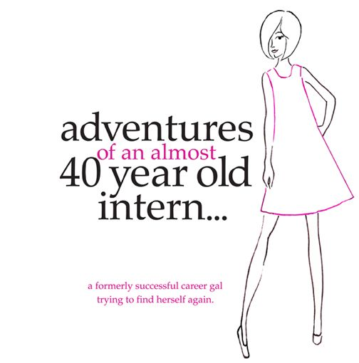Love this blog! Written by a woman who lost her job and decided to start over as an interior design intern at 40. So fab.