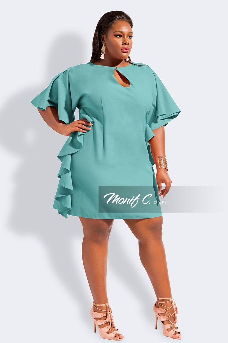 Best 25+ Full figure fashion ideas on Pinterest | Plus size style ...