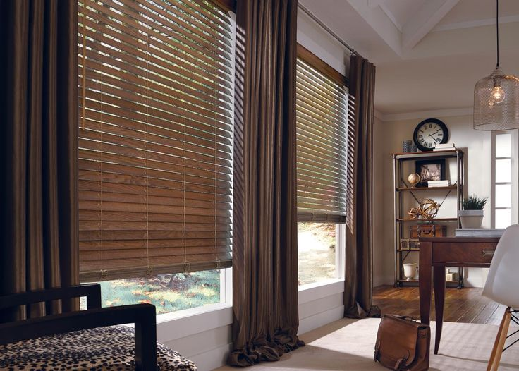 55 best Office Window Treatments images on Pinterest | Indoor ...
