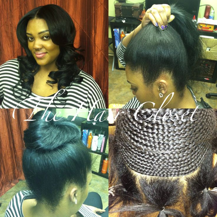 Sew Ins, Sewing In, Hair Ideas, Braids Pattern, Hairweave Hairstyles ...