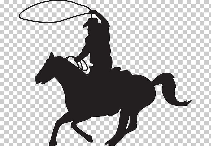 Calf Roping Team Roping Rodeo Cowboy Silhouette Png Black And White Bridle Calf Roping Cowboy Decal Calf Roping Team Roping Silhouette Png