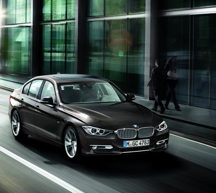 #BMW #Serie 3  Placer no espera.  www.autoferro.com