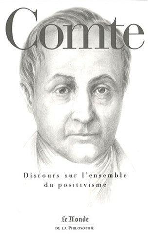 Discours sur l'ensemble du positivisme de Auguste Comte, http://www.amazon.fr/dp/2081218135/ref=cm_sw_r_pi_dp_Y6pirb0GWBJ8S
