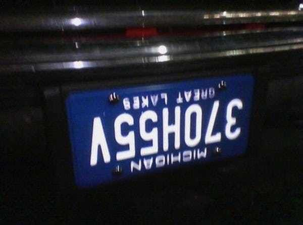 370h55v is listed (or ranked) 2 on the list 34 Hilarious Custom License Plates