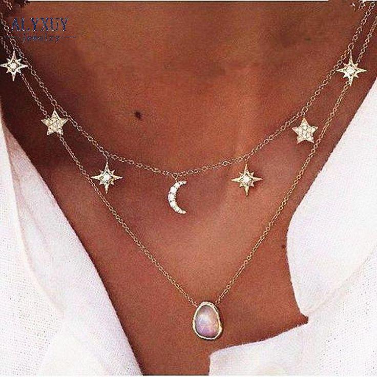 Amazing Item Type: Necklaces Fine or Fashion: Fashion Compatibility: All Compatible Chai…