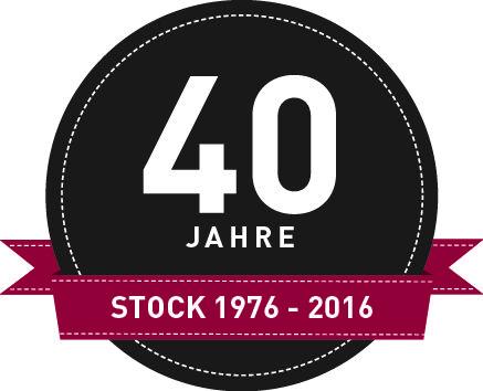 2016 = 40 YEARS STOCK RESORT // www.stock.at