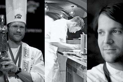Three nights. Three of the world's best chefs. 16 global gastro-travelers. It is the most coveted dinner ticket of 2012.