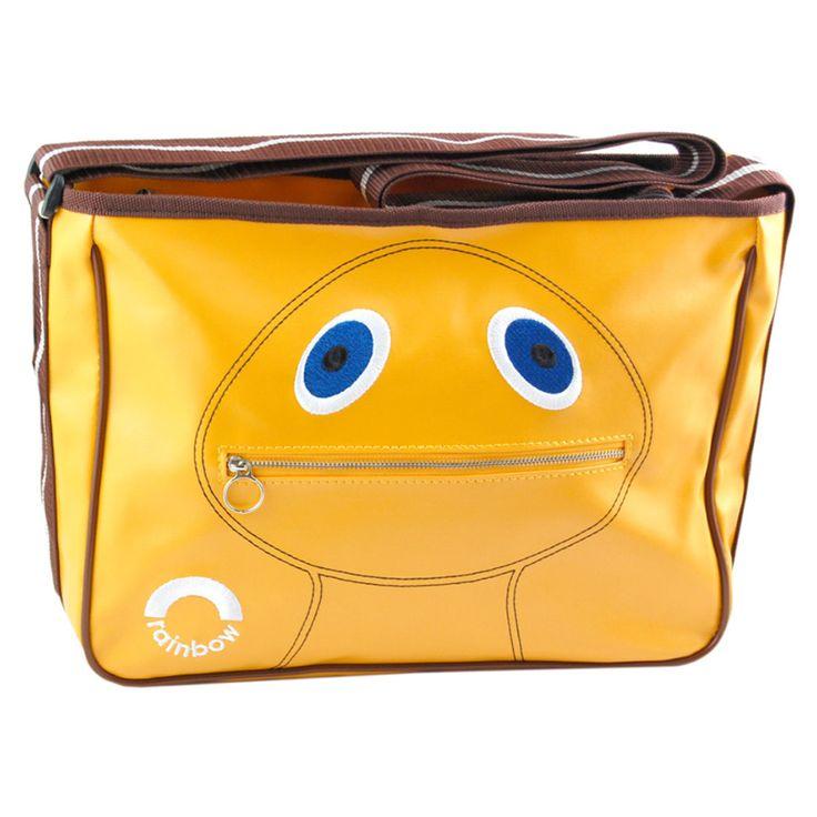 Rainbow ZIPPY satchel £21.95 x
