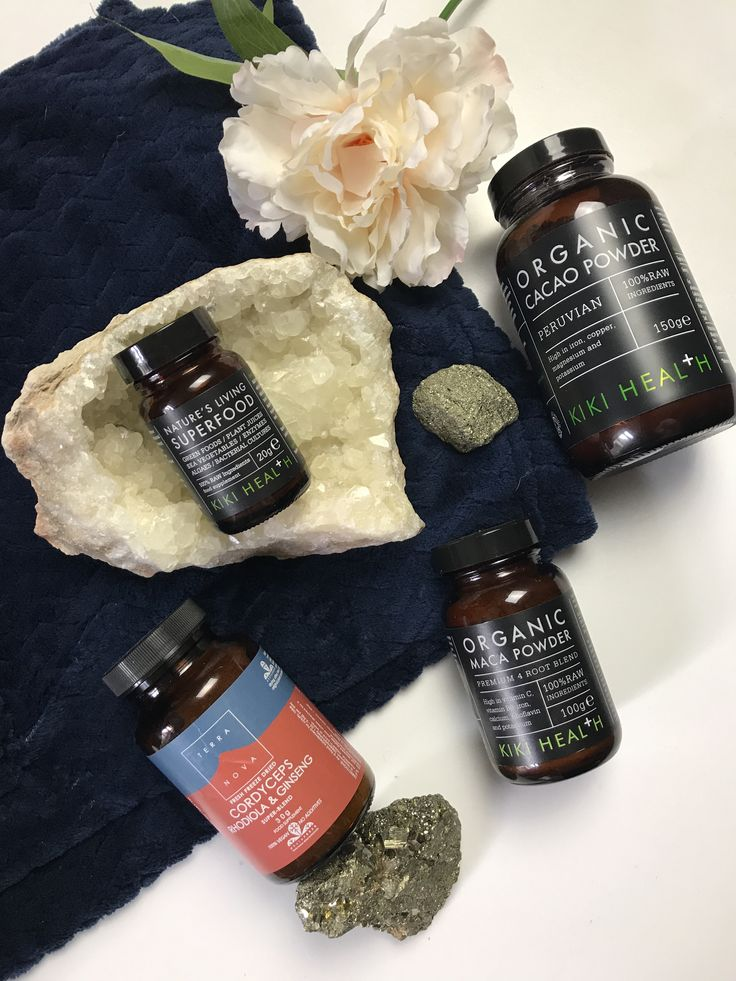 Superfoods from Love Lula