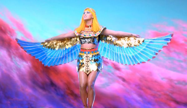 41 best images about 2015 Halloween- Egyptian on Pinterest Katy Perry Dark Horse Egyptian Costume