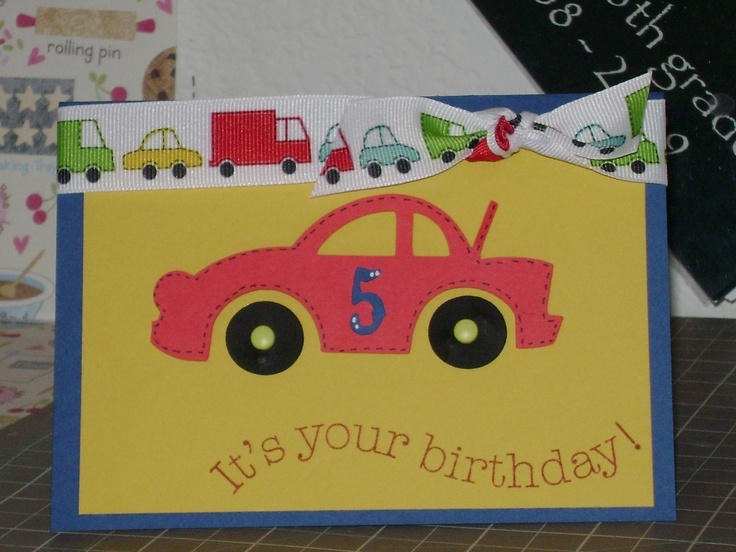 44 Best Car Cards Images On Pinterest