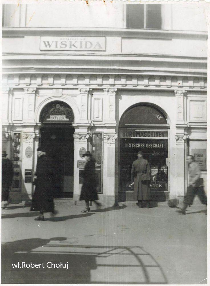 1940 RYNEK GŁÓWNY 43 , fot.Irena Wiskida