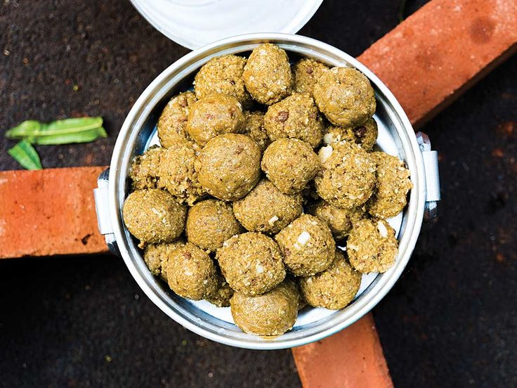 Quick & Easy Food Recipes at Hifow.com  These chewy, sweet rice balls are community to Kerala, and their sweet but strongly spiced taste is regular of South Indian sweets.     one cup furthermore two Tbsp. jaggery    one cup rice flour    one⁄two cup freshly grated coconut    one⁄two cup...