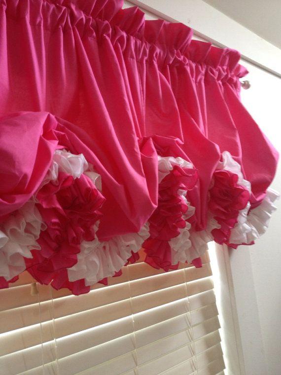 17 best ideas about balloon curtains on pinterest   drapery ideas