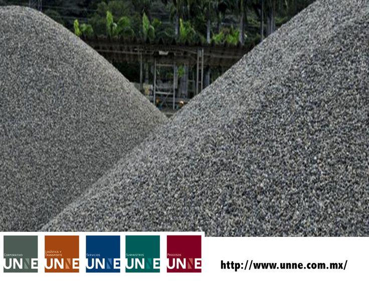 #unne#corporativo#transportes#cal#agregados#intermodal CORPORATIVO UNNE te dice ¿existen algunos otros tipos de agregados? Existen otros materiales resultado de la actividad industrial que bajo ciertas condiciones pudieran usarse como agregados (en lugar de almacenarse como desperdicio), como la escoria de alto horno, la arena sílica residual del moldeo de motores, la ceniza de carbón quemado y otros. http://www.unne.com.mx/