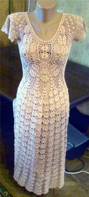 Crochet……Dress