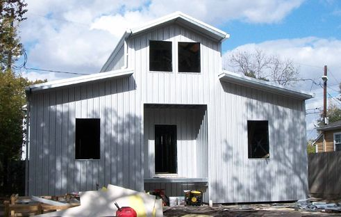 17 best images about metal buildings on pinterest pole for American barn style kit homes