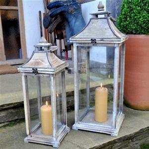Adobe Small Bruges Garden Lantern
