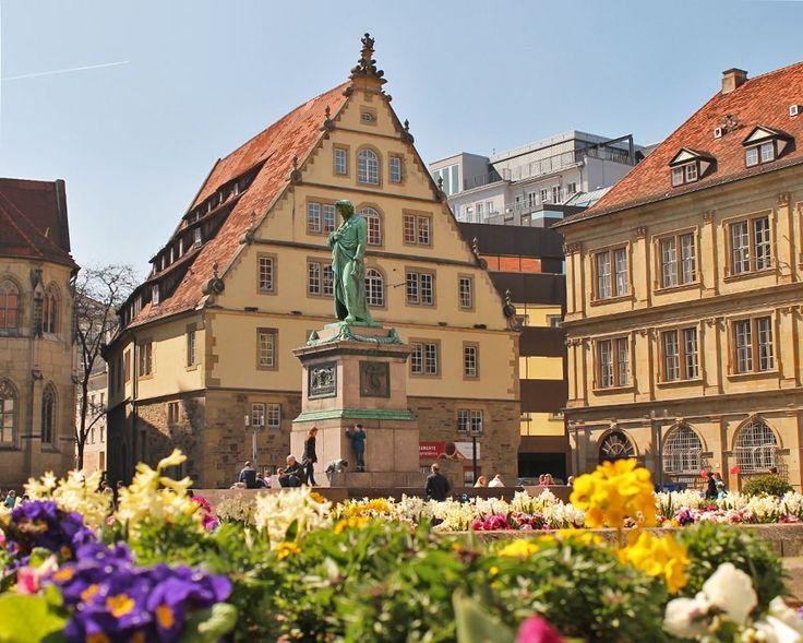 Schillerplatz, Stuttgart