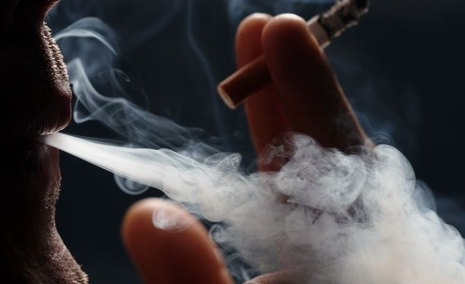 #Therapy #NHS 'Patients often die earlier because they depend on smoking': Mental health services go smoke-free  ... heavily and develop smoking-related diseases. Barnet, Enfield and Haringey mental health NHS trust (BEH) launched its 'SmokeFree' project on Tuesday (January 17), meaning smoking is not permitted anywhere on BEH premises or grounds.