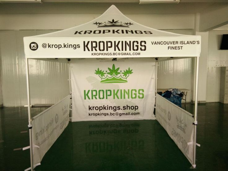 Tent season is officially upon us and Oh My Print is your #1 source for everything tents! Call us and hear about our many different tent options and packages today 😁💪⛺ #ohmyprint #printing #fabric #tents #popuptent #weed #resin #rosin #edibles #kropkings #legalize #eventprof #tradeshow