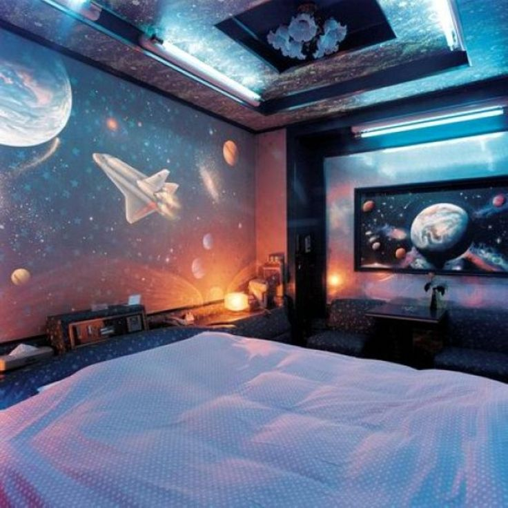 11 best Space themed room images on Pinterest | Outer space ...