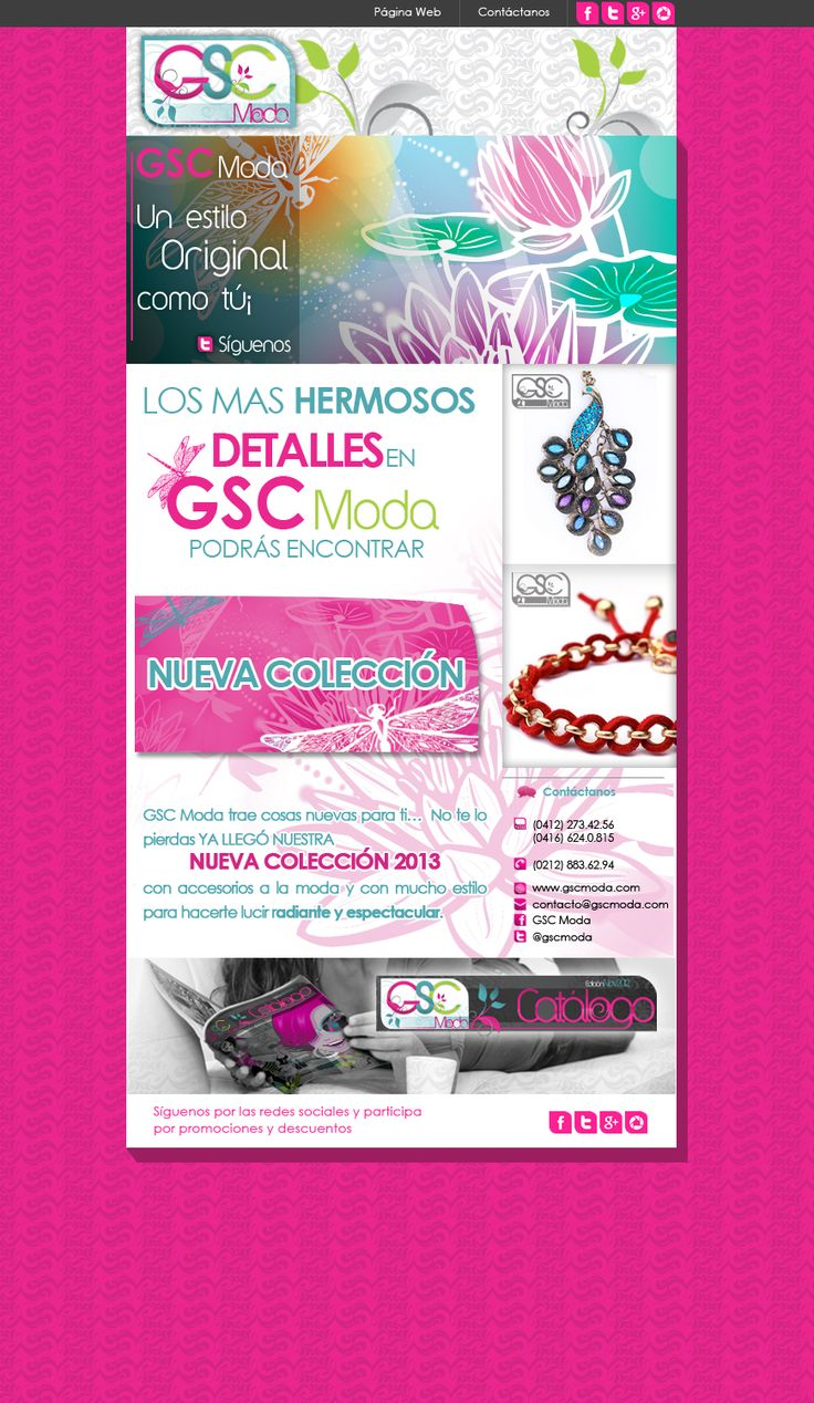 Nueva colección en GSC Moda #accesorios #Moda #carteras #monederos # bisuteria #collares #pulseras #zarcillos y mucho más