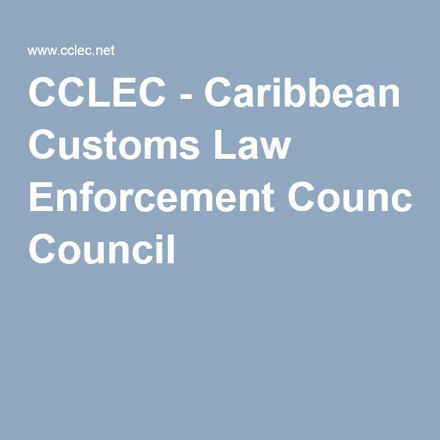 CCLEC - Caribbean Customs Law Enforcement Council
