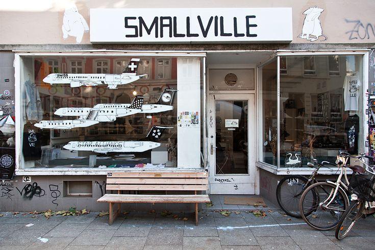Smallville Records, Hamburg, Germany