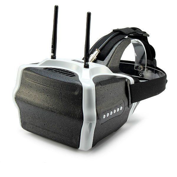 SJ-V01 5.8G 40CH FPV Goggles 7 Inch 1280x800 HD Video Glasses with HDMI Input https://www.fpvbunker.com/product/sj-v01-5-8g-40ch-fpv-goggles-7-inch-1280x800-hd-video-glasses-with-hdmi-input/    #drones