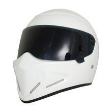 US $85.28 Men Women Genunie Road Racing Helmet retro motorcycle Helmet casque moto DOT Certification Motorbike Flip up helmet Visor. Aliexpress product