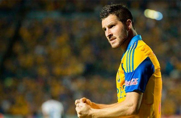Gignac, el goleador de Tigres en Liguillas