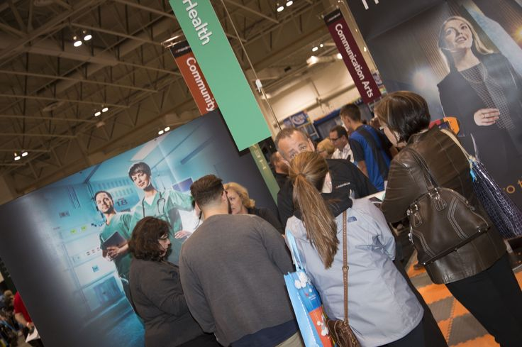 Ontario Colleges Information Fair #OCIF2014 - October 2014 http://www.mohawkcollege.ca/visit-tour/book-tour.html